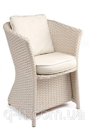 Кресло плетеное из искусственного ротанга Relax , фото 2