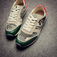 Мужская спортивная обувь  камуфляж