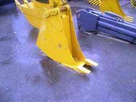 Ковш  КГ-01 узкий (съемный) на ЭО 2621; ЭО 2626