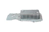 Радіатор масляний, теплообмінник 4896407, 3959031, C3975818 CUMMINS ISB, ISD, QSB, теплообменник