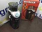 Электрическая жерновая кофемолка VT-5033, фото 2