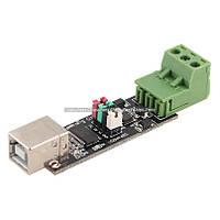 Переходник конвертер USB to TTL RS485 FTDI чип  FT232RL Module CF