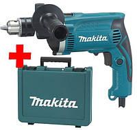Ударная дрель Makita HP1630K
