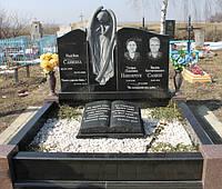 Памятник на несколько человек с Ангелом