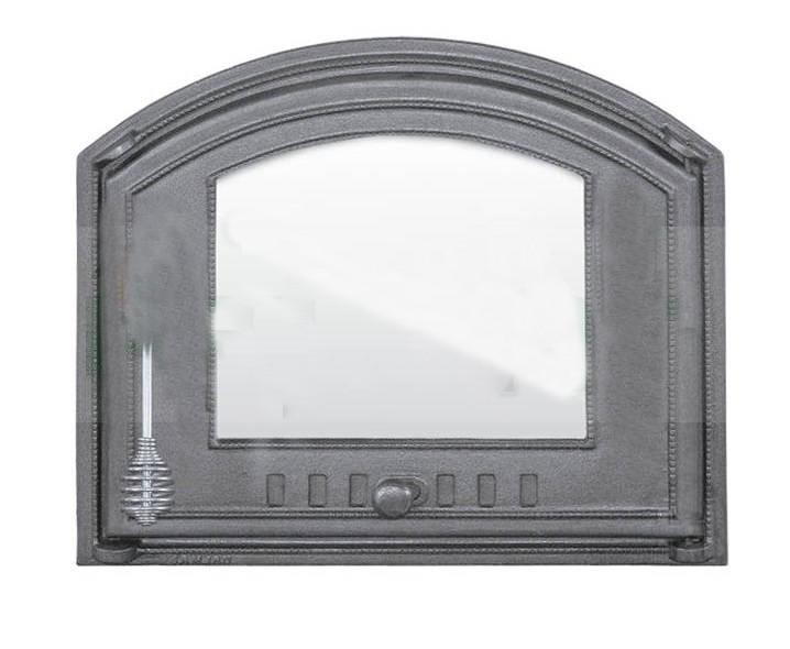 Чугунные дверцы для печей 410x485 DCHS4, фото 1