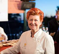 Анни Феолд (Annie Feolde) – объединила кулинарные культуры во имя мира и процветания.