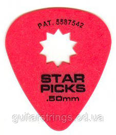 Медиатор Star Picks / Thin / 0.50 mm