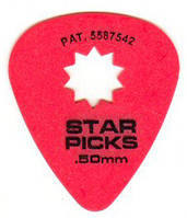 Медиатор Star Picks / Thin / 0.50 mm, фото 1