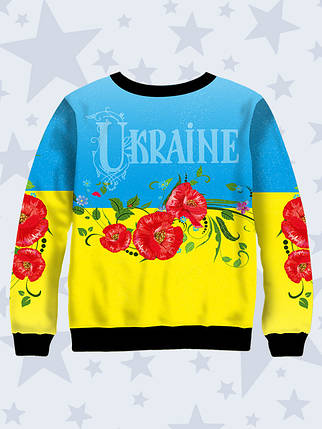 Свитшот Символика Украины, фото 2