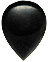 Медиатор Ebony Pick Медиатор из эбенового дерева (чёрное дерево)
