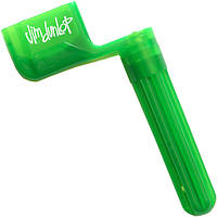 Ключ для намотки струн Dunlop 101 Gel String Winder Green