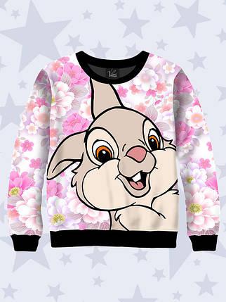 Свитшот Веселый Кролик, фото 2