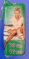 Капроновые носочки PANTERA 80 Den