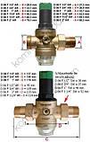 Регулятор тиску Honeywell D06F-3/4B (оригінал), фото 2