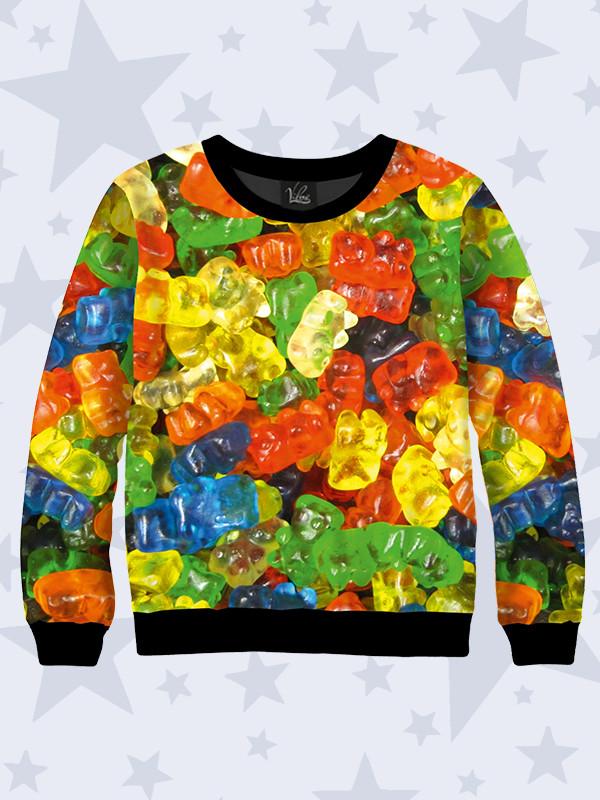 Свитшот Мишки Гамми (Gummy Bears)
