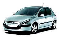 Защита картера двигателя и КПП Пежо 307 (2005-2008) Peugeot 307