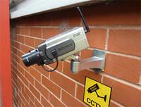 Муляж камеры видеонаблюдения беспроводной Dummy Camera Wireless, фото 1