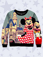Свитшот Disneyland Микки и Минни