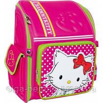 """Ранец шк. """"Чарммикитти"""" ярко- розовый, 27х15х34 см, тв./спин.,1 вересня,551523"""