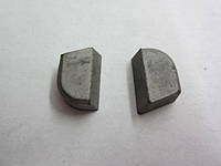 Пластина твердосплавная напайная 07340 Т5К10
