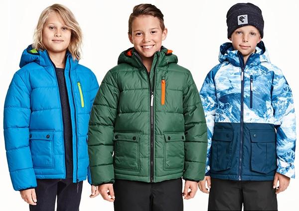 Детские куртки, ветровки осень, зима, весна.