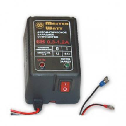 Зарядное устройство Master Watt 6 V, фото 2