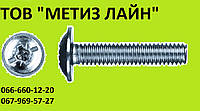 Винт метрический 4х50 с прессшайбой