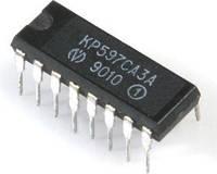 КР597СА3А DIP16 - компаратор напряжения