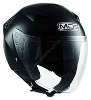 AGV MDS G240 Mono Gloss Black, L Мотошлем лицевик, фото 1