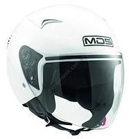 AGV MDS G240 Mono Gloss White, M Мотошлем лицевик