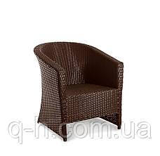 Плетеное кресло из искусственного ротанга BARSELONA, фото 2