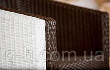 Плетеное кресло из искусственного ротанга BARSELONA, фото 3