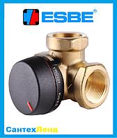"""Смесительный трехходовой клапан ESBE VRG 131 Rp 1"""" DN 25  kvs10"""