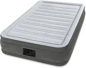 Велюр кровать Intex 67766