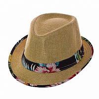 Женская шляпа Цветы