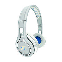 SMS Audio Street by 50 Wired On Ear Headphones-White