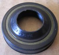 Сальник рулевой рейки Авео 1.5 с гидроусилителеми Верхний (оригинал)