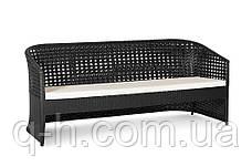 Плетеный трехместный диван 191 см из искусственного ротанга Таити  (taiti_3), фото 2