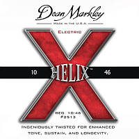 Струны Dean Markley 2513 Helix HD Regular 10-46
