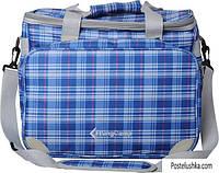 Набор для пикника KingCamp Picnic Cooler Bag-4 Blue Checkers