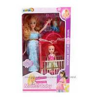 Кукла Барби 2912 беременная