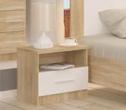 Тумбы прикроватные Маркос (2 шт) Мебель-Сервис