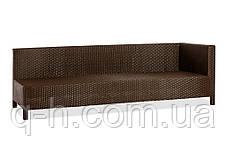 Плетеный угловой диван из искусственного ротанга Egypt, фото 3