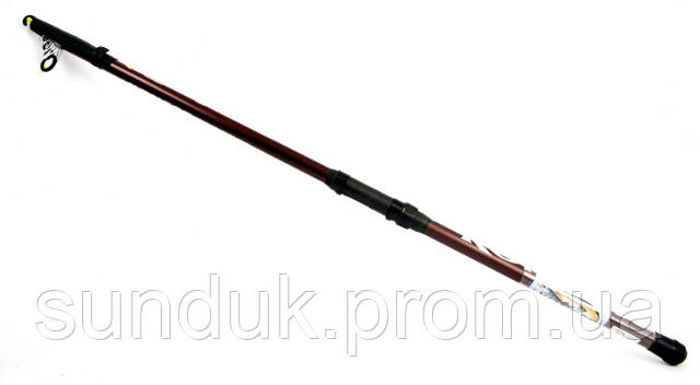 Спиннинг Konger Roder Tele Strong 390m (50-100гр)