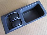Кнопки стеклоподъёмников Ланос-Сенс. Блок кнопок на 2 стеклоподъемника.