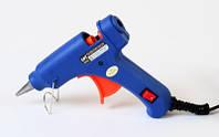 Пистолет для горячего клея + 3 стержня клея в подарок!. Для Рукоделия.
