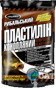 Рыболовный пластилин Megamix, 900г, Конопляный
