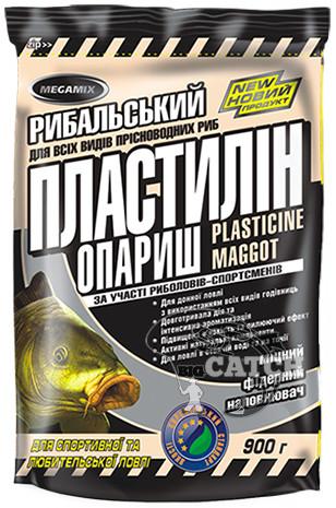 Рыболовный пластилин Megamix, 500г, Опарыш