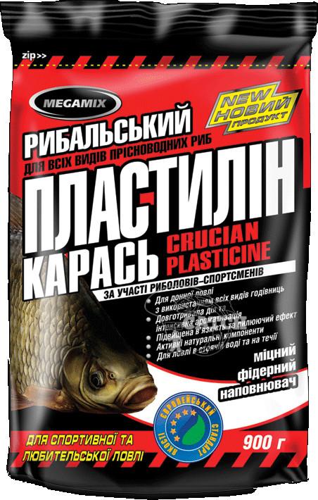 Рыболовный пластилин Megamix, 500г, Карась