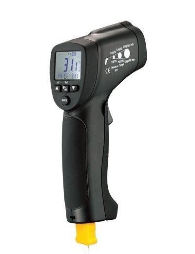 CEM DT-8833 Пірометр з термопарою К-типу